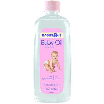 Babies R Us Baby Oil - 20 Ounce