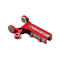 Aluminum Tail Gear Case (Square),Red: Blade 130X