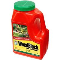 Easy Gardener WeedBlock Pre Emergent Northern Formula 900 Square Feet Coverage