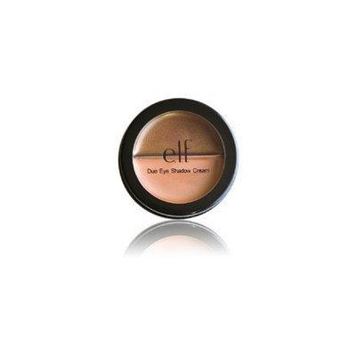 Eyes Lips Face e.l.f. Cosmetics Duo Eye Shadow Cream - Coffee & Cream