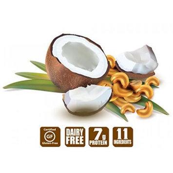 Bonk Breaker Energy Bars Energy Bar Coconut Cashew, Individual Bar