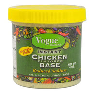 Vogue Cuisine Soup Base Chicken 4 OZ -Pack Of 12