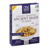 One Degree Organic Foods Ancient Maize Flakes