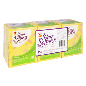 Ahold Pure Softness Strong & Gentle Tissue - 3  CT