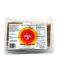 Ener-G Foods Seattle Brown Loaf, 16-Ounce Packages (Pack of 6)