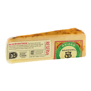Sartori Asiago Cheese Salsa