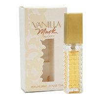 Vanilla Musk By Coty For Women. Perfume Spray 0.25 Oz.