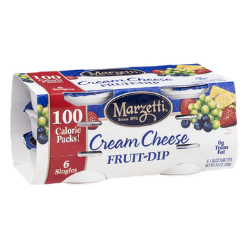 Marzetti Fruit Dip 100 Calorie Cream Cheese - 6 CT