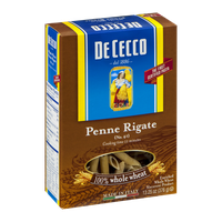 De Cecco Penne Rigate 100% Whole Wheat