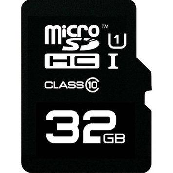 Dexxxon Digital Storage Emtec - 32GB Microsdhc Class 10 Memory Card - Black/gold