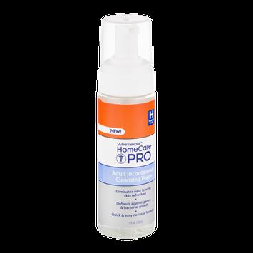 Welmedix HomeCare Pro Adult Incontinence Cleansing Foam