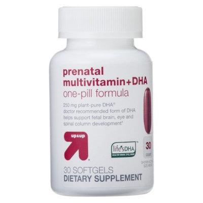 up & up up&up Prenatal Dietary Supplement Softgels - 30 Count