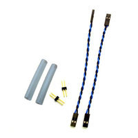 4 Wire Extension (100mm) Pair