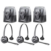 Refurbished Plantronics CS351N / Avaya AWH450N (3-Pack) CS351N Wireless Headset