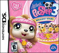 Electronic Arts Littlest Pet Shop 3: Biggest Stars Pink