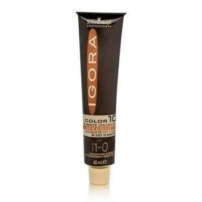 Schwarzkopf Professional Igora Color10 Hair Color 11-45 Super Blonde Beige G