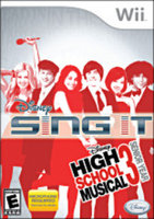 Disney Sing It: High School Musical 3 - Game Only
