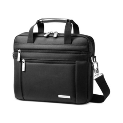 Samsonite - Classic Business Shuttle Netbook Case - Black