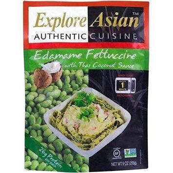 Explore Asian FETTUCINE, EDMAM, THAI CCNT, (Pack of 6)