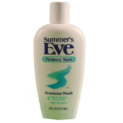 Summer's Eve Feminine Wash For Normal Skin 8 Fl oz (Pack of 2)