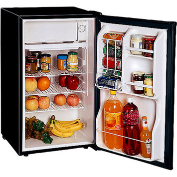 Magic Chef MAGIC CHEF MCBR360B 3.6 Cubic-Ft Refrigerator Black