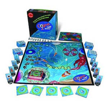 Cogno Deep Worlds Game Ages 7+, 1 ea