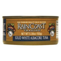 Raincoast Solid White Albacore Tuna 5.3 oz Can
