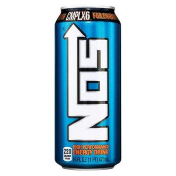 Nos NOS High Performance Energy Drink 16 oz