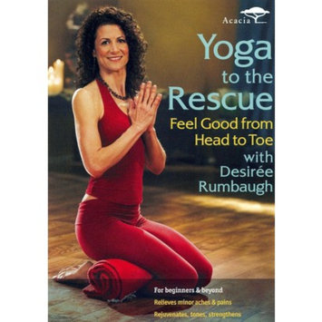 Acorn Media Yoga to the Rescue: Feel Good from Head to Toe