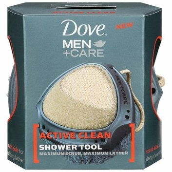Dove Active Clean Shower Tool