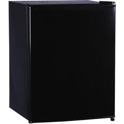 Magic Chef 2.4-Cubic Foot Refrigerator, Black