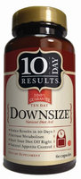 Ten Day Results Downsize - 60 Capsules