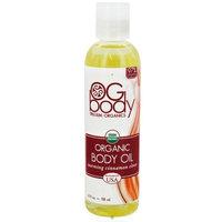 Trillium Organics Cinnamon Clove Warming Ogbody Body Oil 4 oz