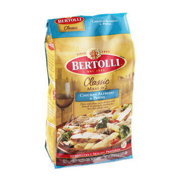 Bertolli Classic Meal for Two Chicken Alfredo & Penne