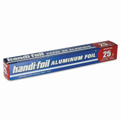 Handi-Foil of America Aluminum Foil Roll, 12 x 25 ft