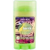 Terra Firma Naturals Terra Naturals: Uniquely Natural Deodorants, Goji Acai, 2 oz