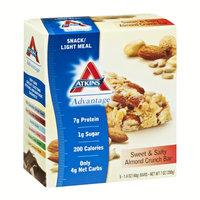 Atkins Advantage Sweet & Salty Almond Crunch Bar - 5 CT