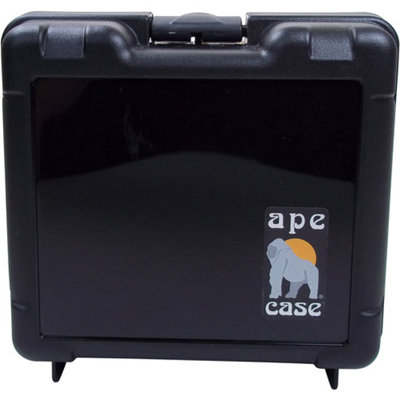 Ape Case ACLW Lightweight Stackable Case with Foam, 6.5