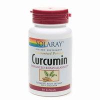 Solaray Curcumin 250mg