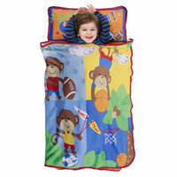Baby Boom Sports Monkey Toddler Nap Mat