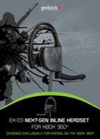 Gioteck EX-03 Next-Gen Inline Headset For Xbox 360