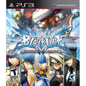 Jack Of All Games Entertain Blazblue: Continuum Shift - Playstation 3