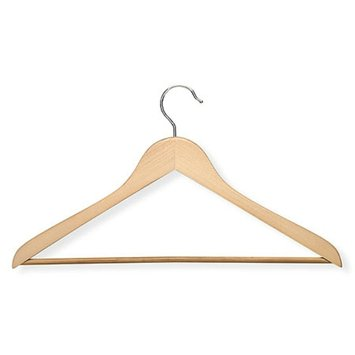 Honey Can Do Maple Wood Hangers