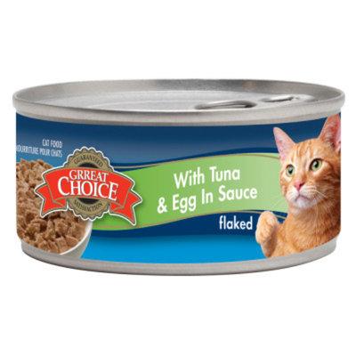Grreat ChoiceA Cat Food