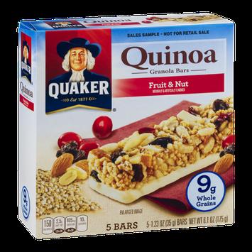 Quaker® Quinoa Granola Bars Fruit & Nut