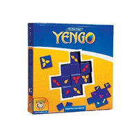 FoxMind Games Yengo Ages 7+, 1 ea