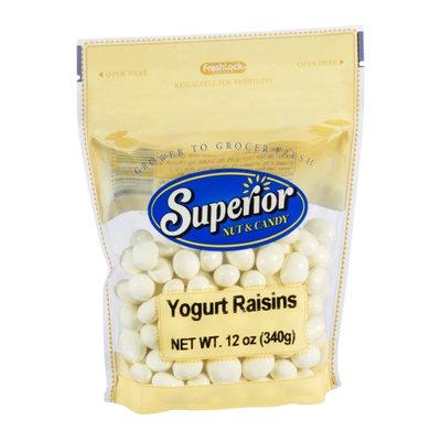 Superior Nut & Candy Yogurt Raisins
