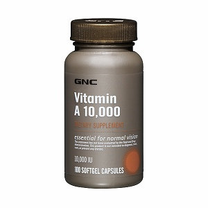 GNC Vitamin A 10000