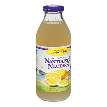 Nantucket Nectars All Natural Squeezed Lemonade