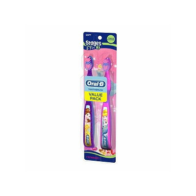 Oral-B Stages Disney Princess Toothbrush